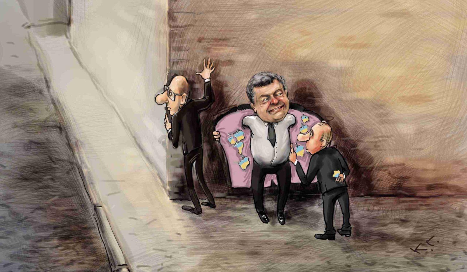 Россия добьется отмены международных санкций, если их не будет расширять Украина, - Бурбак - Цензор.НЕТ 2059
