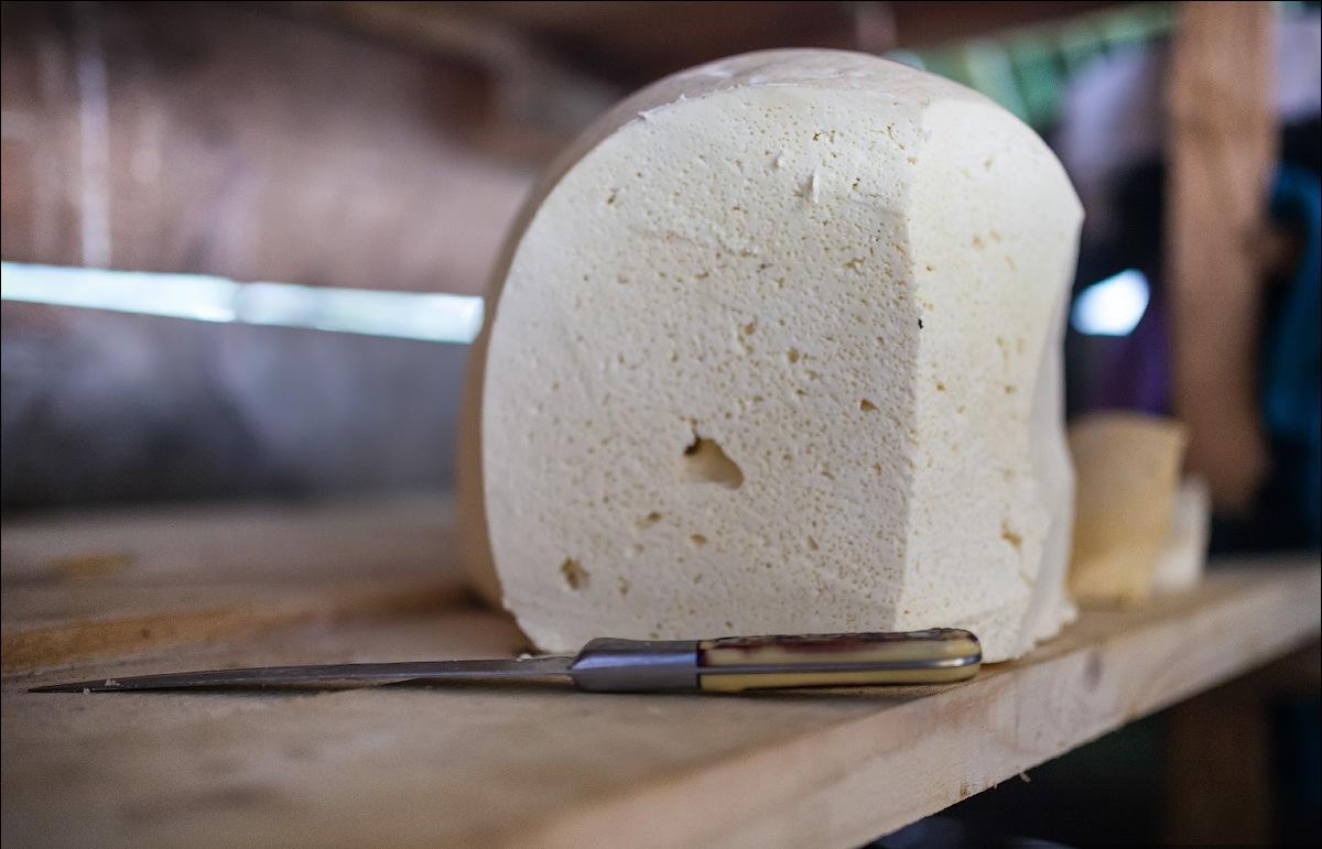 """Как это сделано: гуцульский сыр """"Вурда"""""""