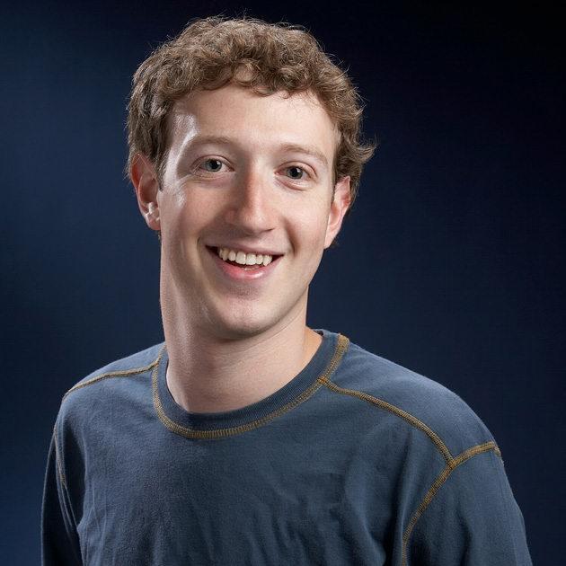 Марк Цукерберг