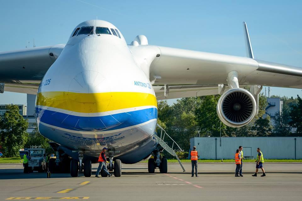 Ан-225 «Мрія» — велич та гордість України: цікаві факти