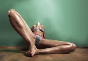 Женщина безобразная, или что творится в голове швейцарского фотографа