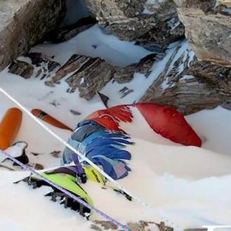 Кладбище на Эвересте