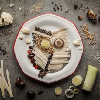 Размер тарелки влияет на то, сколько мы едим