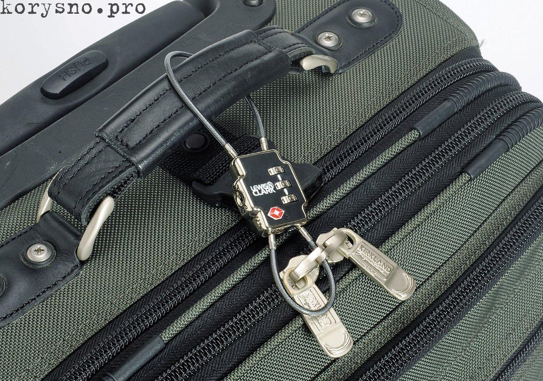 как этого избежать Как вскрывают чемоданы в аэропортах
