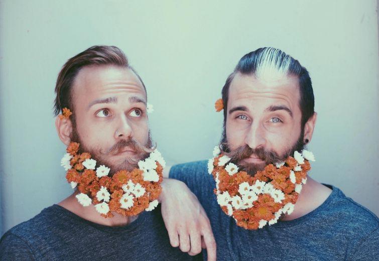 борода как искусство