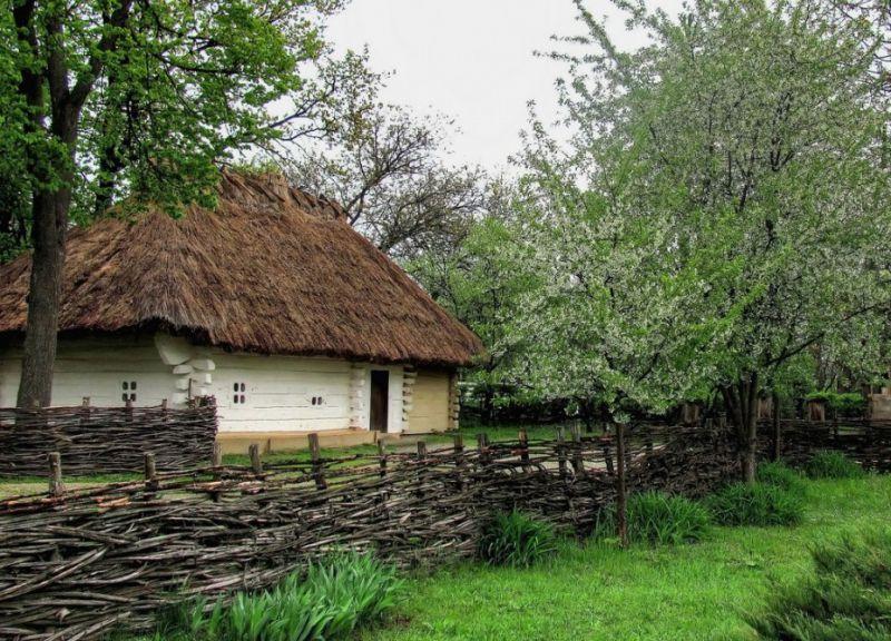19 уникальных сёл Неизвестная Украина