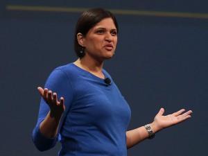 директор Google Now Апарна Ченнапрагада
