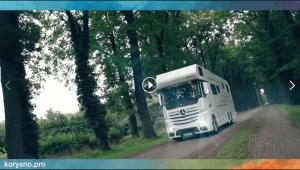 Однушка на колесах мерседес бенц фургон дом на колесах