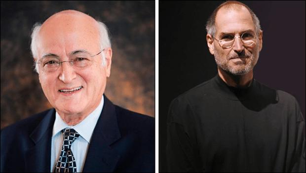 отец Стива Джобса - Самый известный сириец в мире