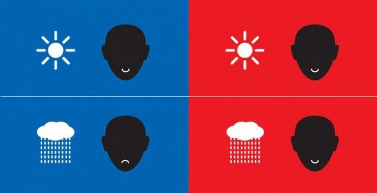 17 различий между Западом и Востоком в ярких иллюстрациях.