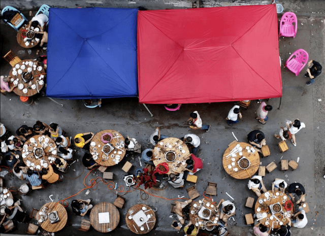 Фестиваль поедания собак в Юлин