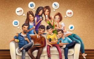 12 золотых правил этикета в социальной сети Facebook (ИНФОГРАФИКА)