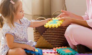 100 способов занять ребенка, пока мама работает