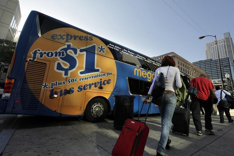 Секс по автобусам