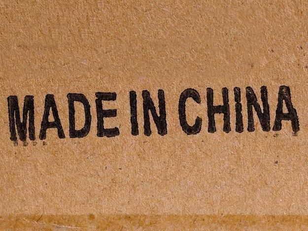 Внимание! Еда из Китая, которая содержит пластик, пестициды и канцерогены!