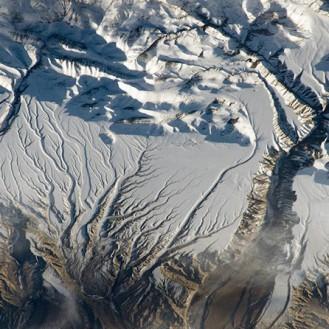 15 лучших снимков Земли из космоса за 2015 год NASA выбрало