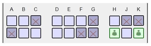 Как выбирать сидения в самолёте