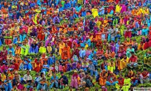 Самые невероятные праздники мира