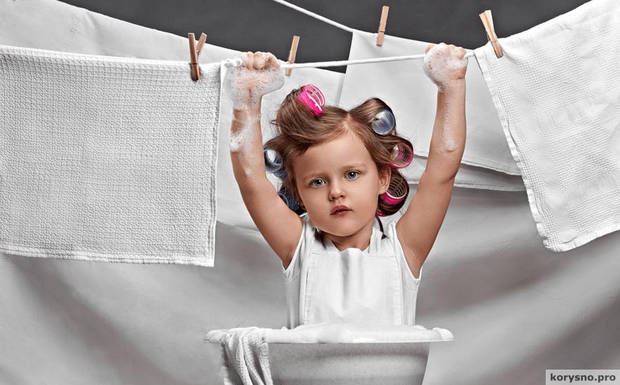 5 рецептов «Домашний» стиральный порошок: