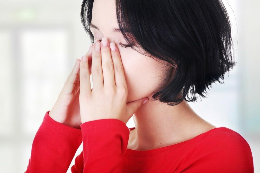 за 1 минуту Как избавиться от насморка и заложенного носа