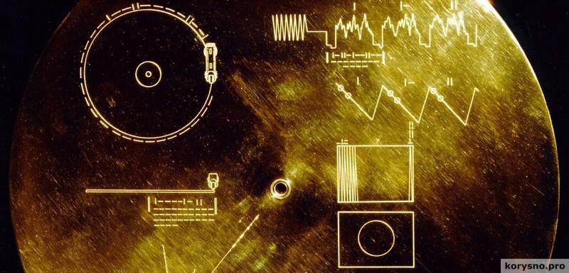 116 изображений, которые отобрало NASA, чтобы показать инопланетянам (или человечеству в будущем)