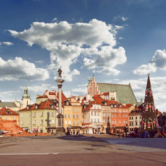 Названы самые дешевые города Европы для поездки на выходные