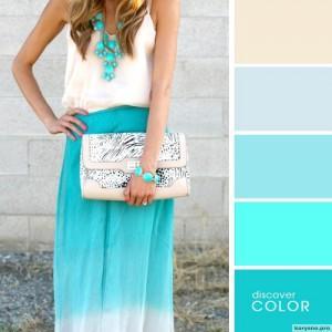 20 идеальных сочитаний цветов одежды12