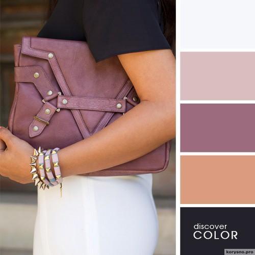 20 идеальных сочитаний цветов одежды20