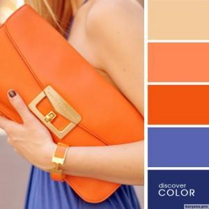 20 идеальных сочитаний цветов одежды4