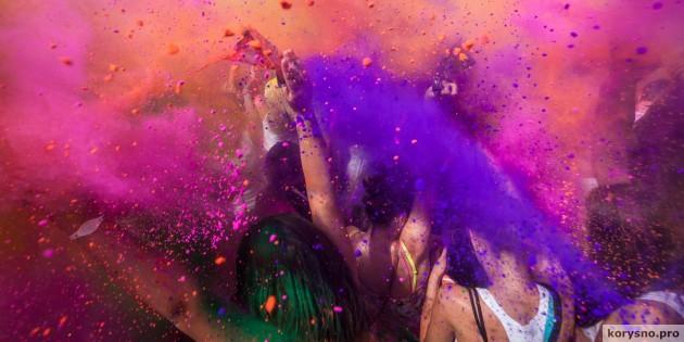 Что любимый цвет может рассказать о вашем характере