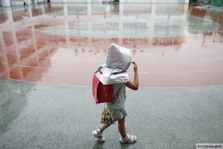 Почему японские дети ходят в школу одни