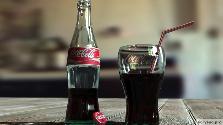 Что происходит с вашим телом через час после выпитой банки Coca-Cola