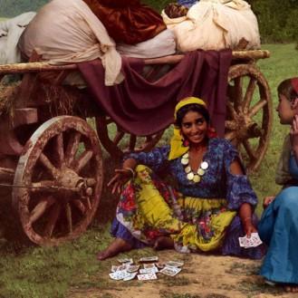 Цыганский гипноз - как не стать жертвой
