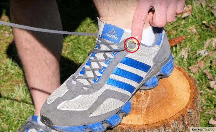 Так вот зачем нужны эти отверстия в кроссовках!