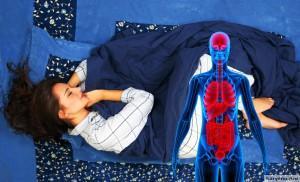 Удивительные преимущества сна на левом боку