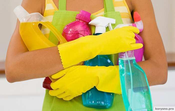 6 чистящих средств, которые нельзя смешивать ни в коем случае