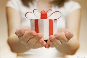 А вы знаете, что когда вы что-то дарите, вы отдаете частичку души?