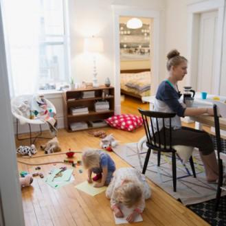 Можно ли совместить дом и работу?