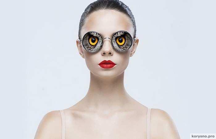 «Чужими глазами»: фантастическая коллекция очков для тех, кто смотрит на мир иначе