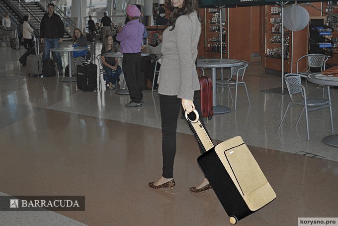 Этот чемодан – мечта любого