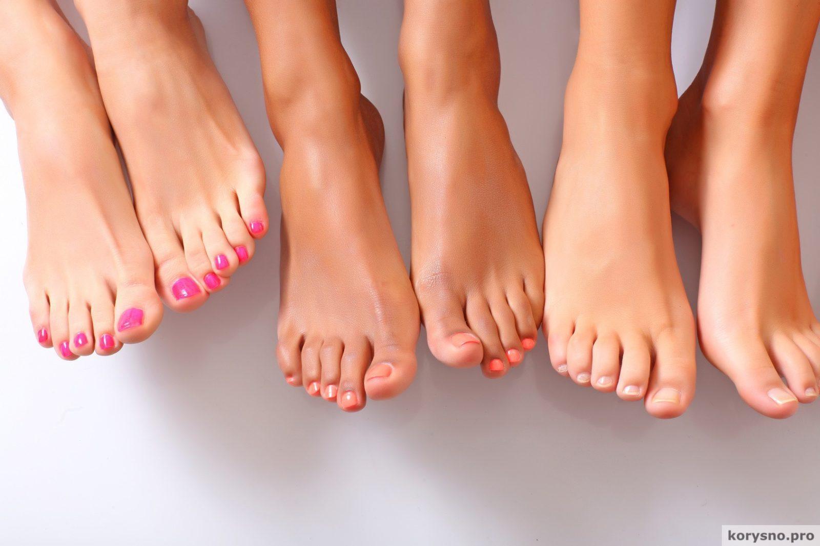 Посмотрите на свои ноги... Какие они? И что это рассказывает о вас?