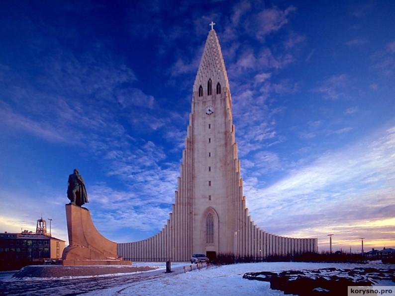 Удивительная страна Исландия