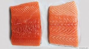Как правильно выбрать лосось?  Без ртути и антибиотиков