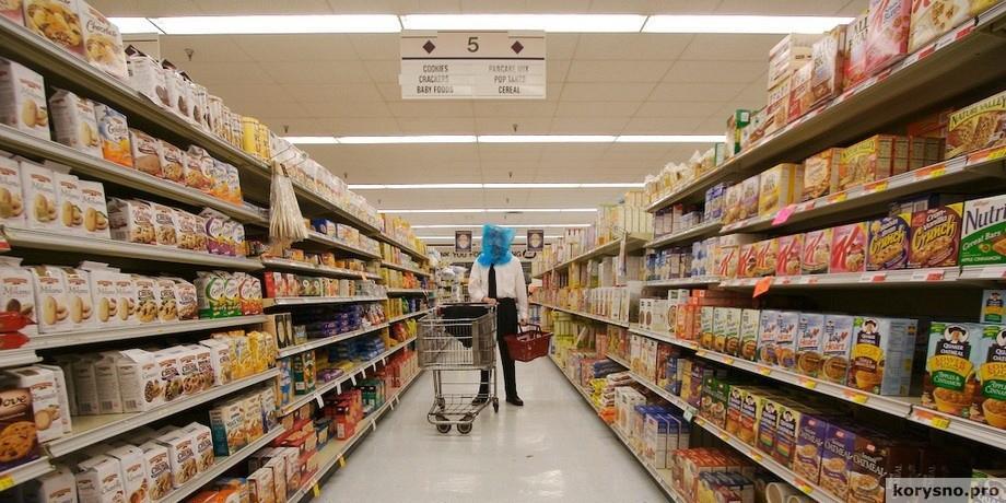 От смеха у тебя заболит живот, когда узнаешь, за что этому парню запретили появляться в супермаркете