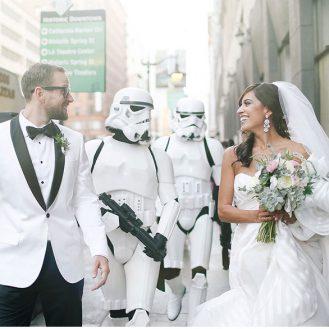 20 самых стильных тематических свадеб