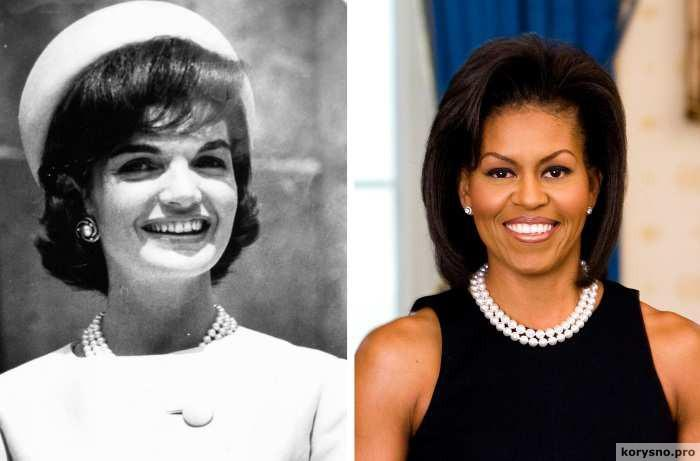 """5 первых леди, которые стали """"иконами стиля"""" для всего мира"""