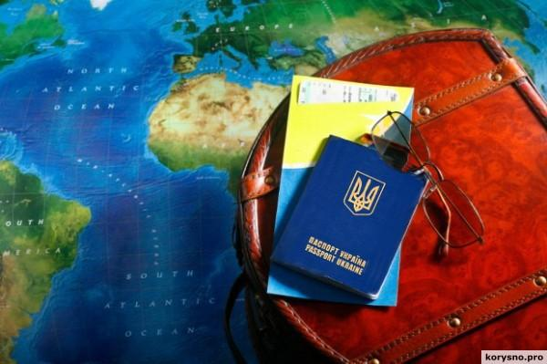 """Самый """"сильные"""" и """"слабые"""" паспорта в мире"""