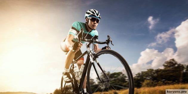 8 упражнений для тех, кто хочет ездить на велосипеде быстрее