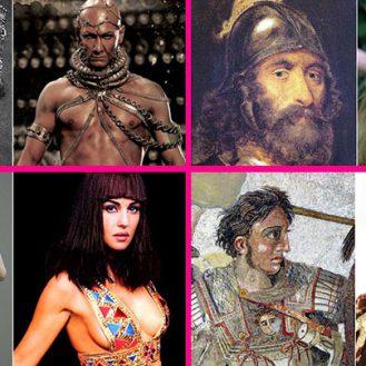 Как, на самом деле, выглядели известные исторические личности