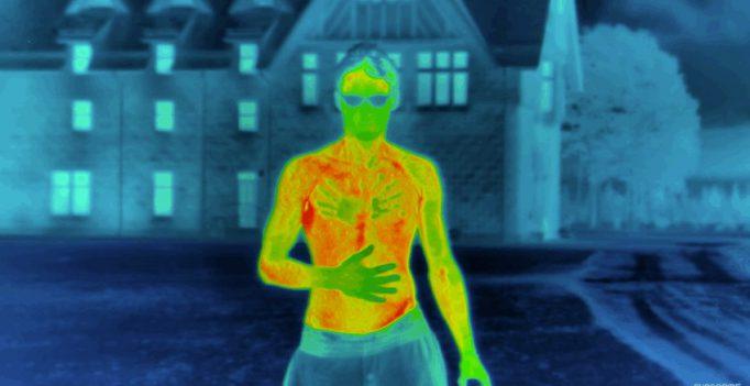 Как наше тело теряет тепло на холоде